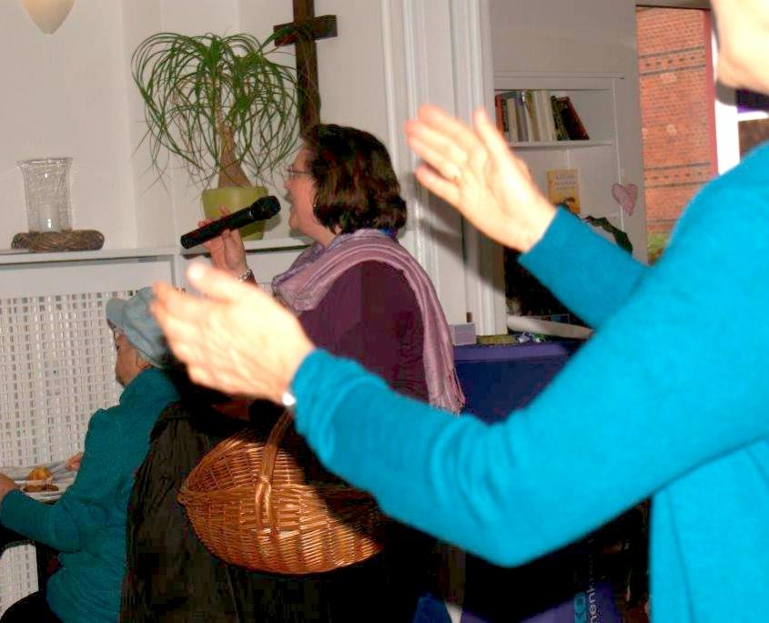 Gemeinsames Singen - Tag der seelischen Gesundheit - Diakonie Fulda