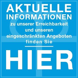 Aktuelle Informationen in der Zeit vom Corona-Virus - Diakonie Fulda