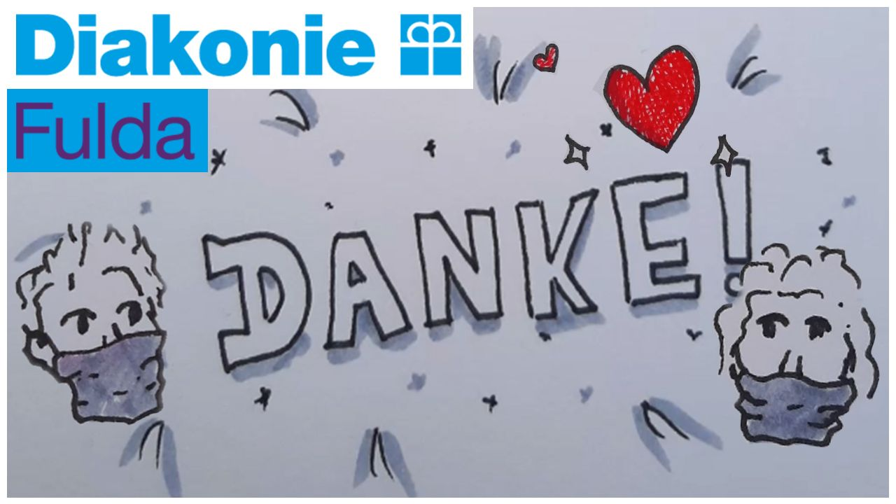 Diakonie-Mutmachvideo Betreutes Wohnen Diakonie Corona Video