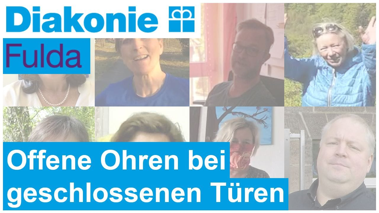 Diakonie-Mutmachvideo Tagesstätte Corona Video