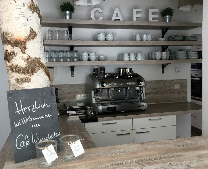 Cafe Wunderbar in Fulda