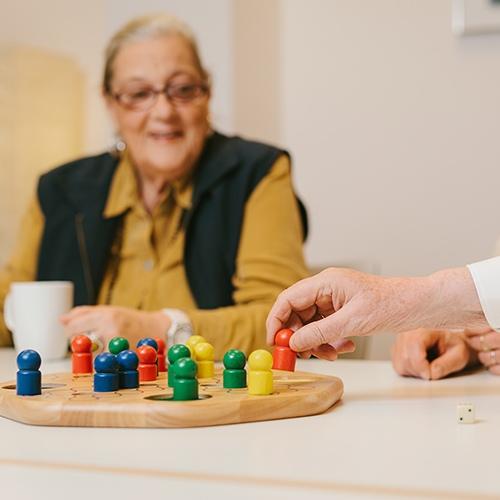 Angebot für Senioren - Pflegedienst in Fulda - Tagespflege plus
