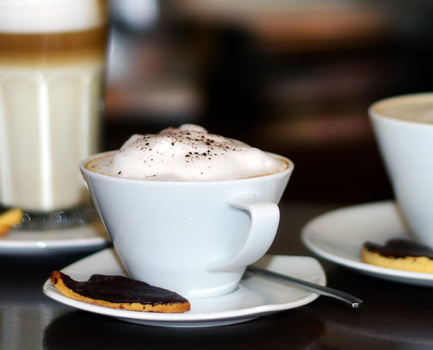 Café Wunderbar - Kaffee